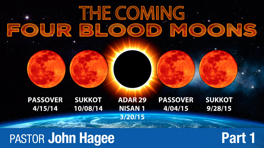 Four Blood Moons 2014