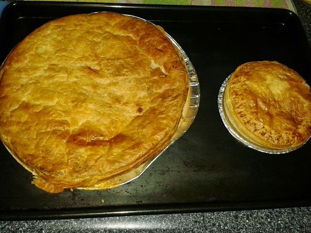 Tasty and McColgan's Pie Review