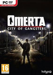 Omerta City of Gangsters   PC