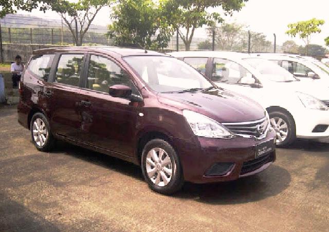 New Grand Livina 2013-front bumper