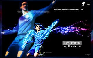 Fernando Torres Chelsea Wallpaper 2011 7