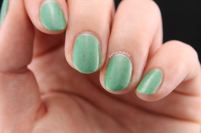 Elevation Polish Yeti's Healing Vibes Swatch & Review
