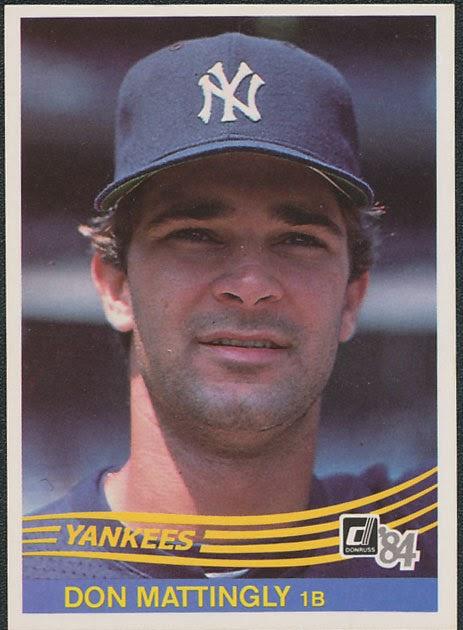 Donruss 1982 Baseball Card Price Guide History 1984