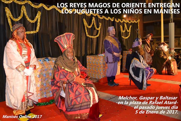 REP 01 CABALGATA DE LOS REYES MAGOS 2017