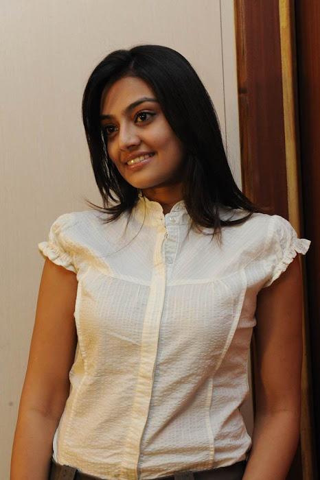 nikitha narayan at its my love story pressmeet, nitkitha narayan actress pics