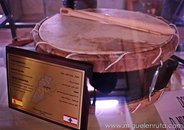 Tambores-Tobarra-Museo
