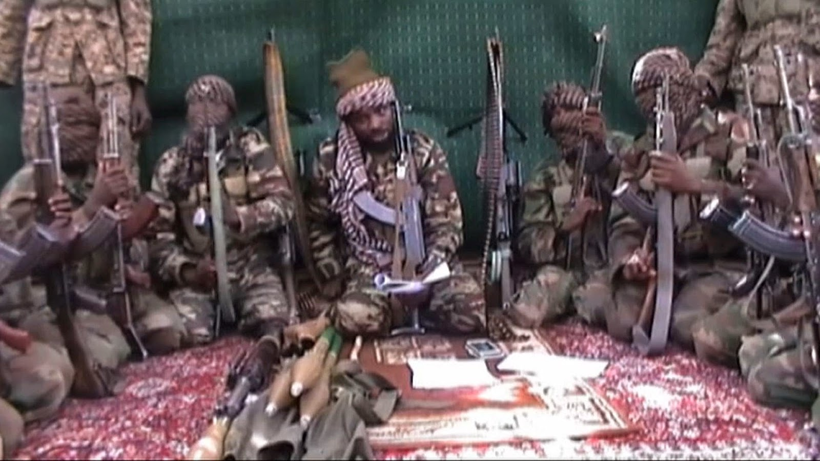BREAKING NEWS: Ongoing Attack in 'Kautikari' a Village Near 'Chibok '