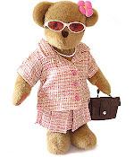 A Lady Bear