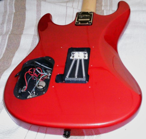 Kramer pacer classic guitar dreamer tone wise this is a really nice touch as shielding reduces hum and noise there are not many production guitars of this price range asfbconference2016 Image collections