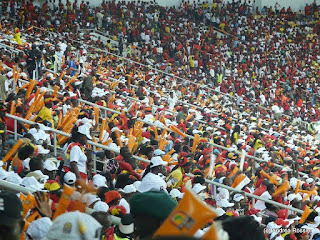 Reisen Afrika Angola Luanda Africa Cup of Nations