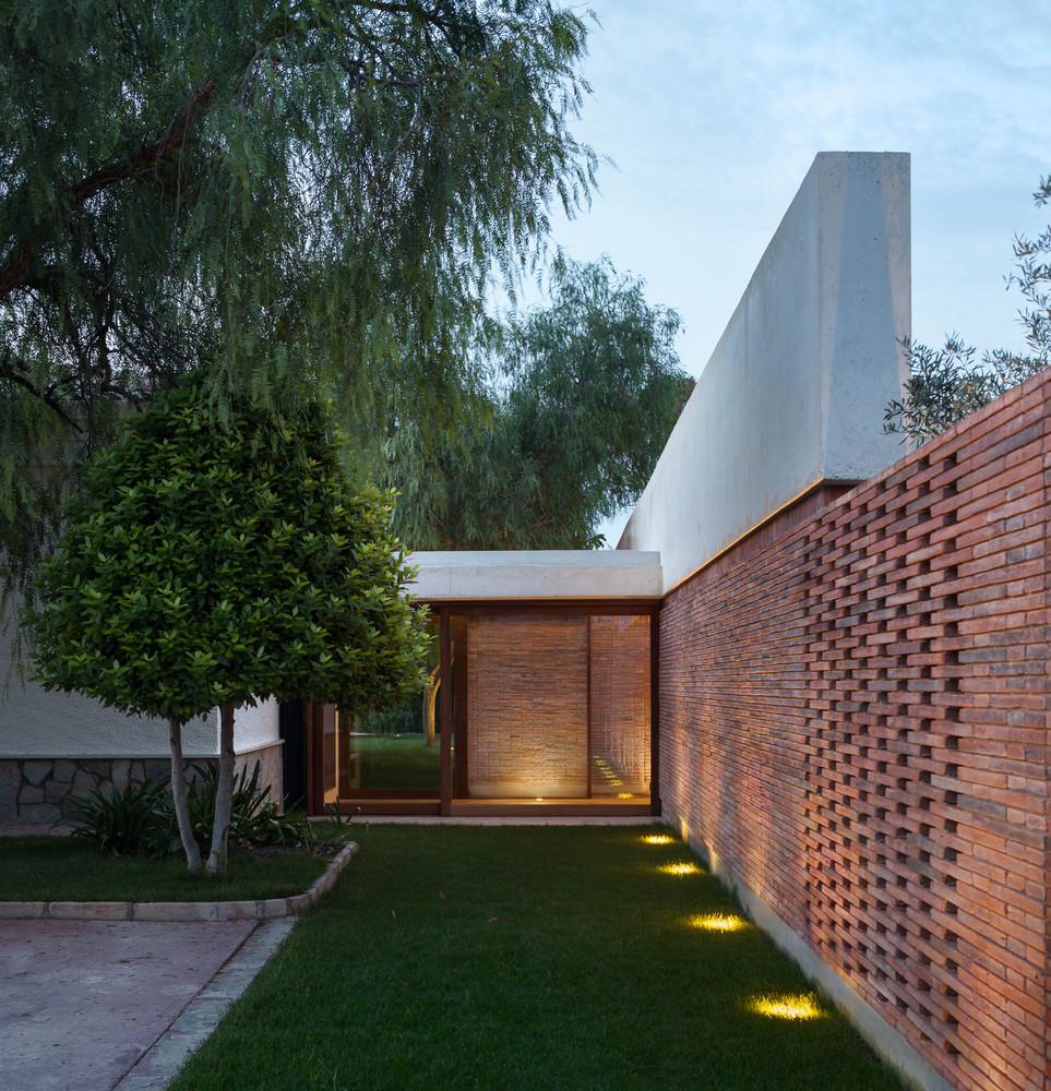 By zonarquitec casa iv campo de elche espa a arquitectura - Casas de citas en elche ...