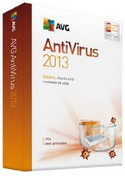 AVG Antivirus Professional 2013 Build 3272 Full