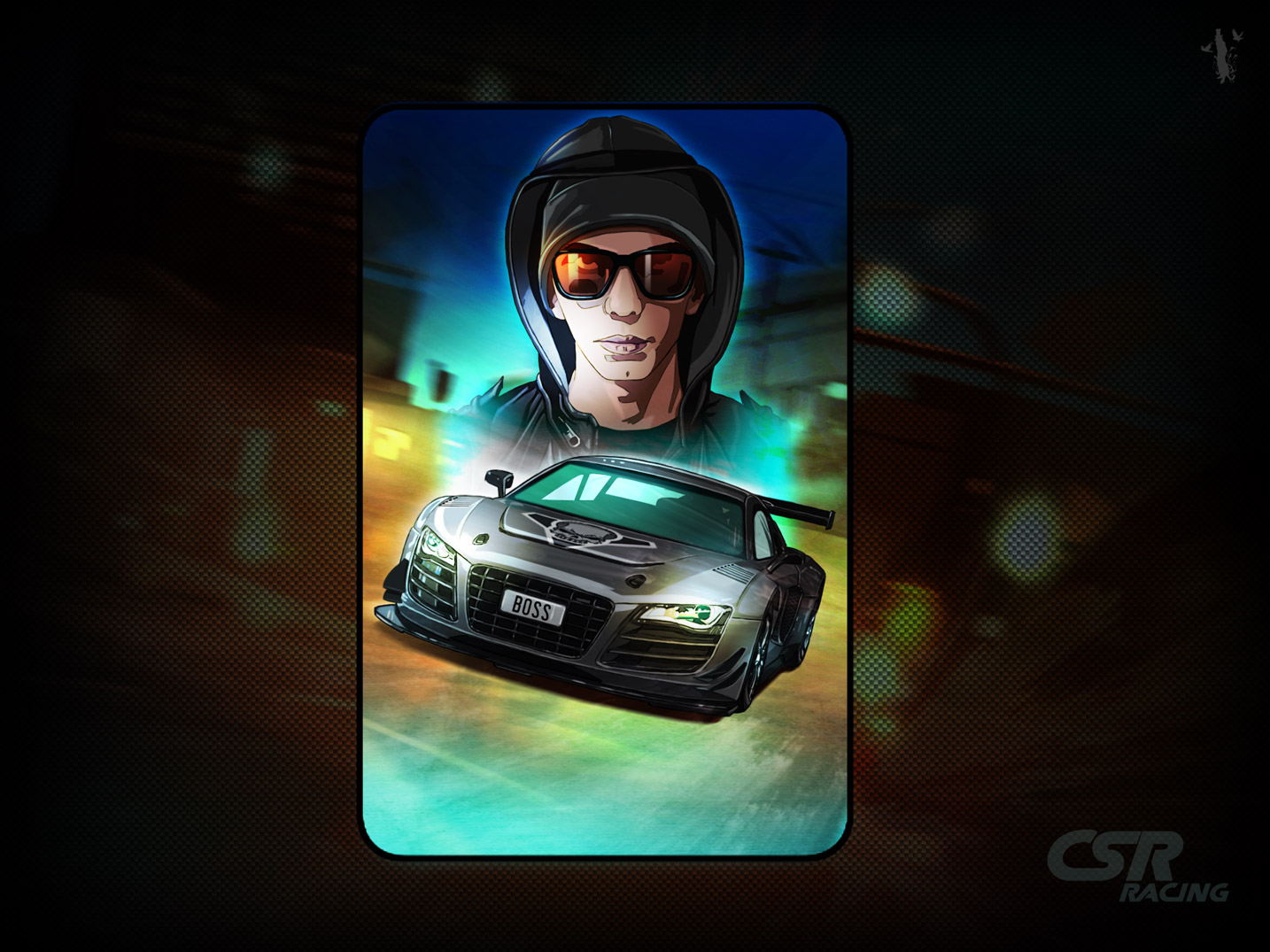 CSR Racing - Boss Screens.