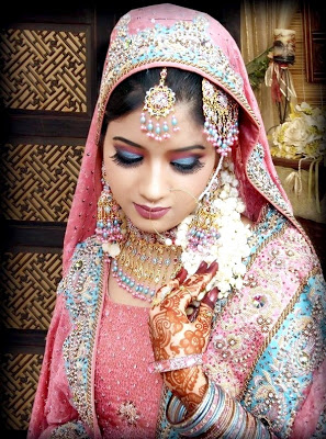 Pakistani Bridal Dresses By Fashion She 9