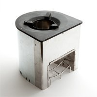 Click Here For nice Size Z-3000 (Built-in) Rocket Stove
