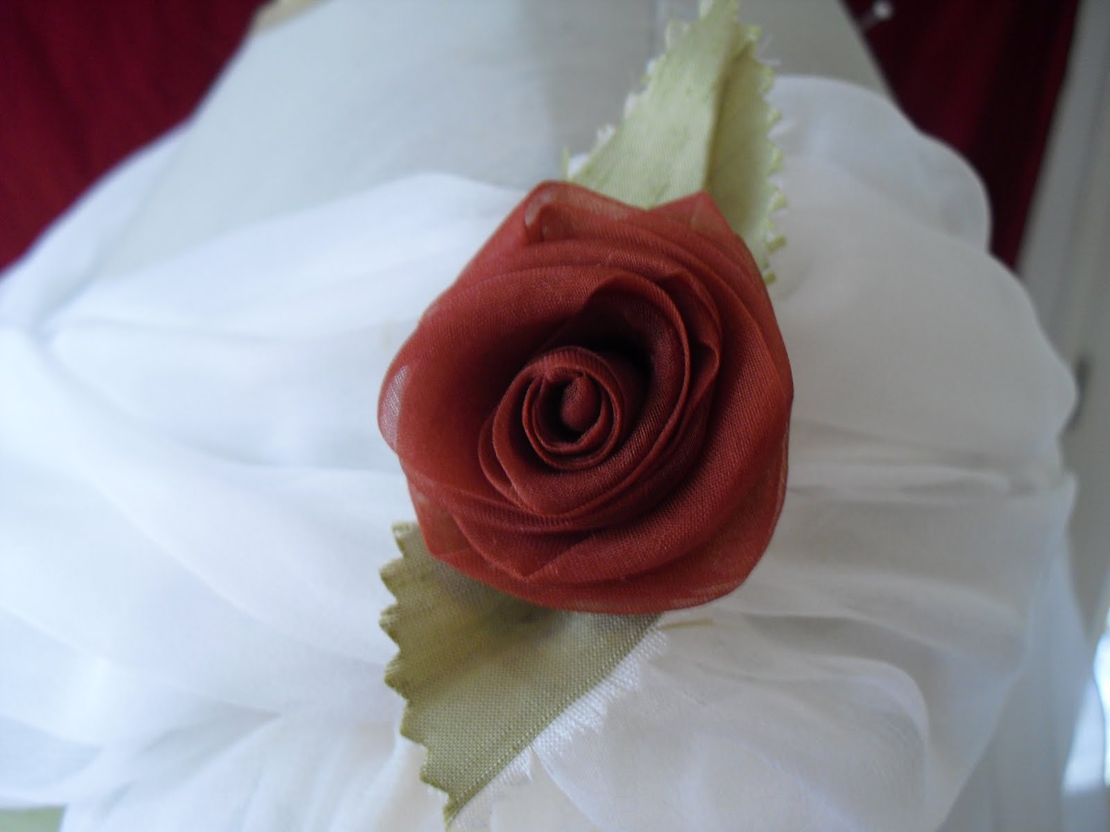 Affordable Roses With How To Make Handmade Flowers From Fabric Step By
