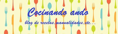 COCINANDO ANDO