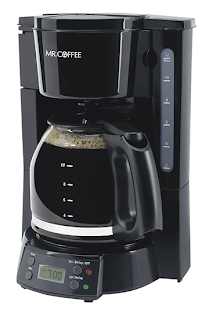 Best Buy: 50% Off Mr. Coffee 12-cup Programmable Coffeemaker + FREE Shipping