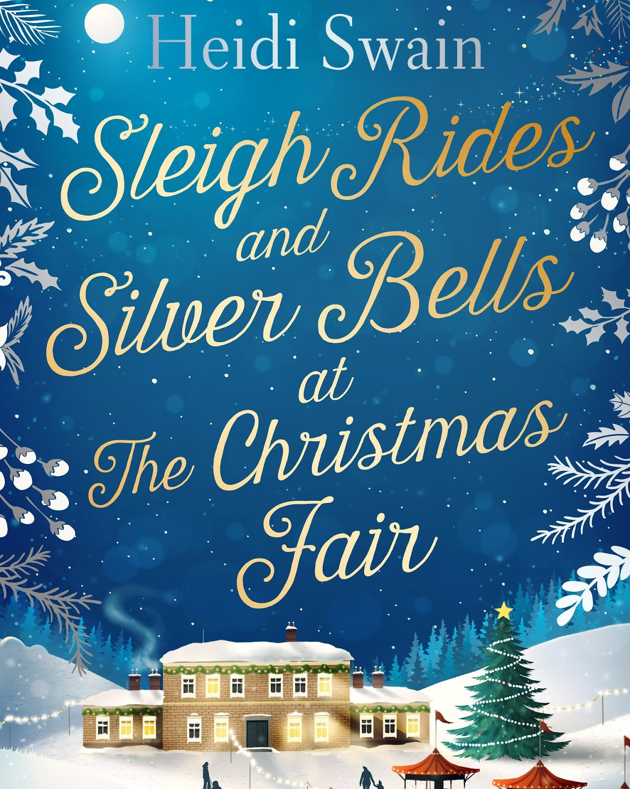 Sleigh Rides and Silver Bells 99p bargain!