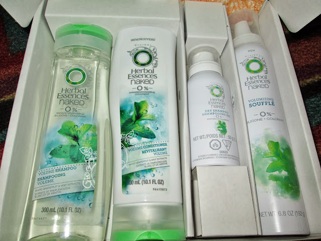 #ad Herbal Essences #GetNaked