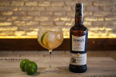 whisky Dewar's 12