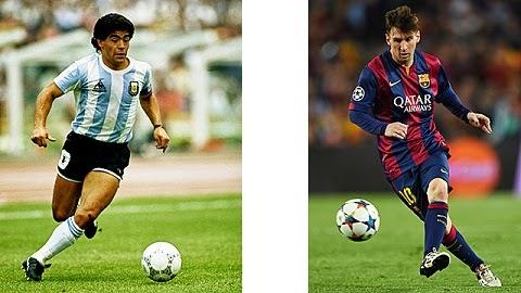 Messi ghi bàn không đẹp bằng tôi
