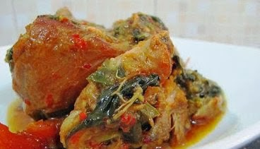 Resep Ayam Woku Super Enak