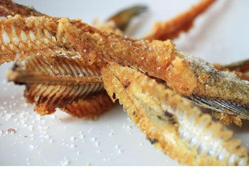 how to make fish soup with fish bones