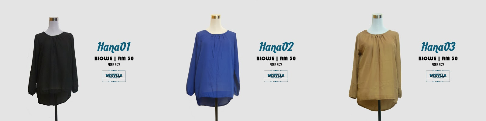 rexylla, blouse, basic