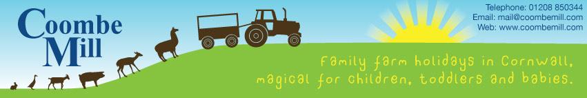 Coombe Mill Family Farm Holidays