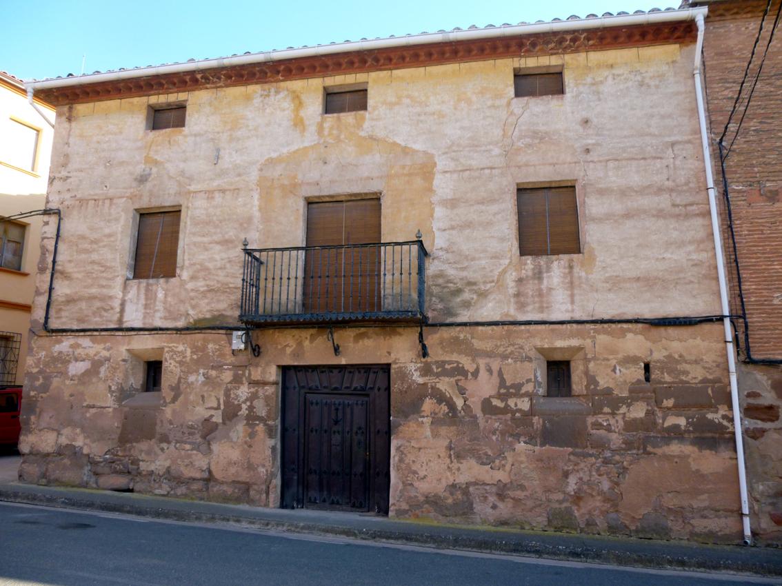 Casas solariegas en la rioja 333 azofra otras - Casas prefabricadas la rioja ...