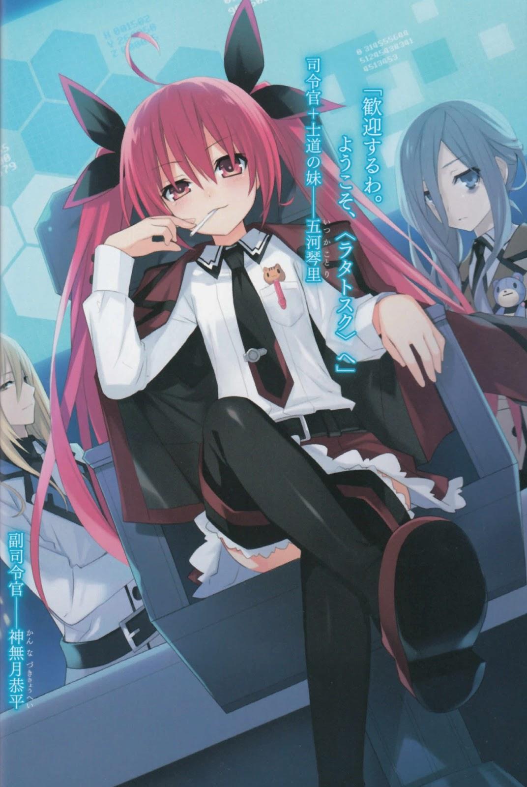 Blog eines Niemanden: Anime Spring Season 2013
