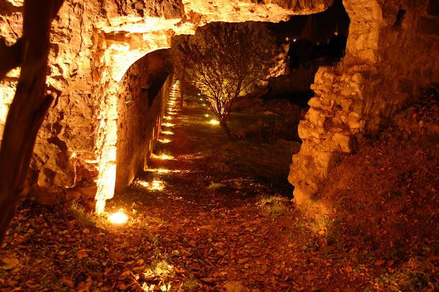 Освещение Старого Города