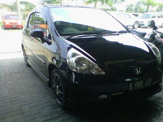 Dijual Honda Jazz VTEC AT 2005