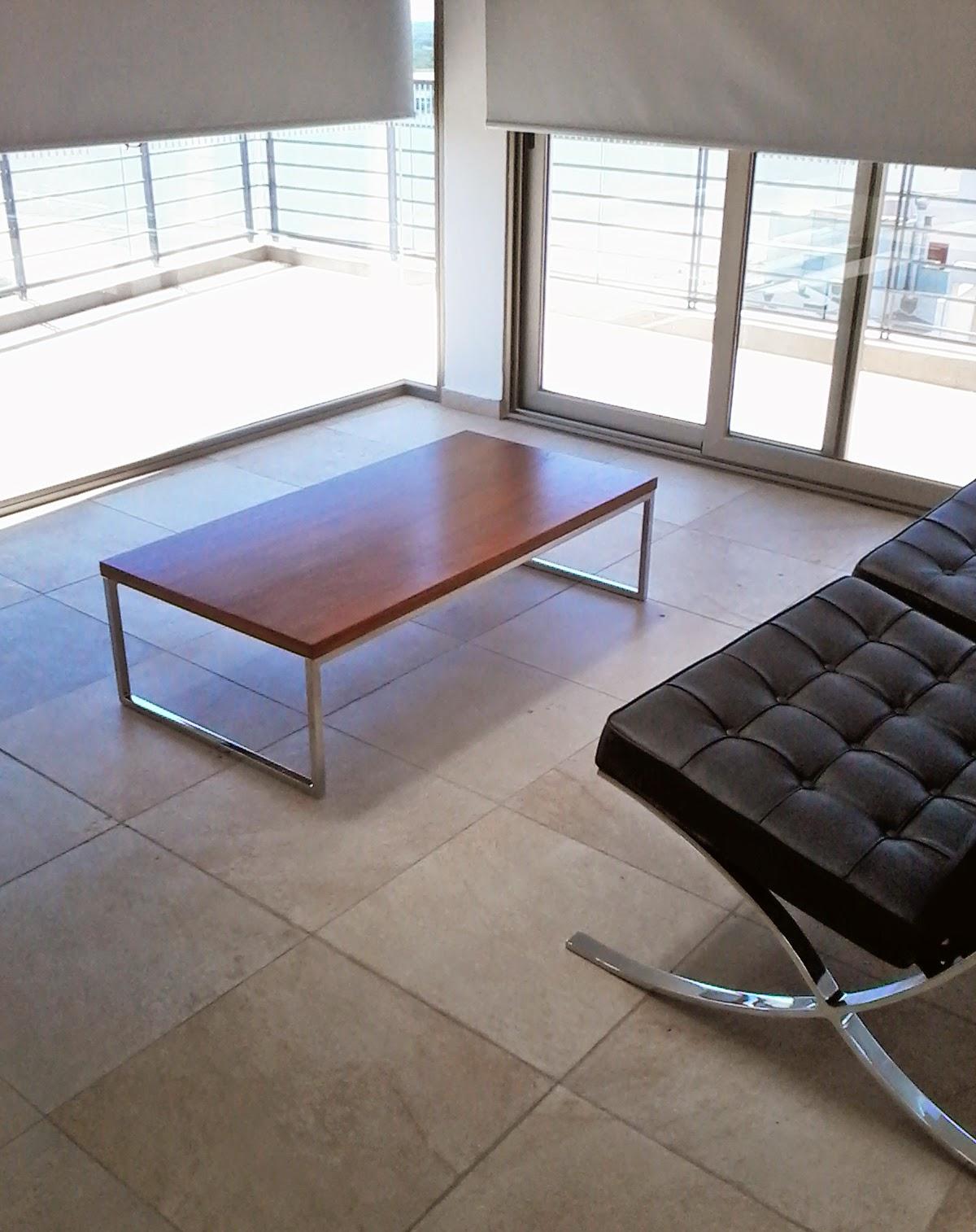 Sebastian villalba decoraci n sector lounge y hall de - Decoracion hall de entrada edificios ...