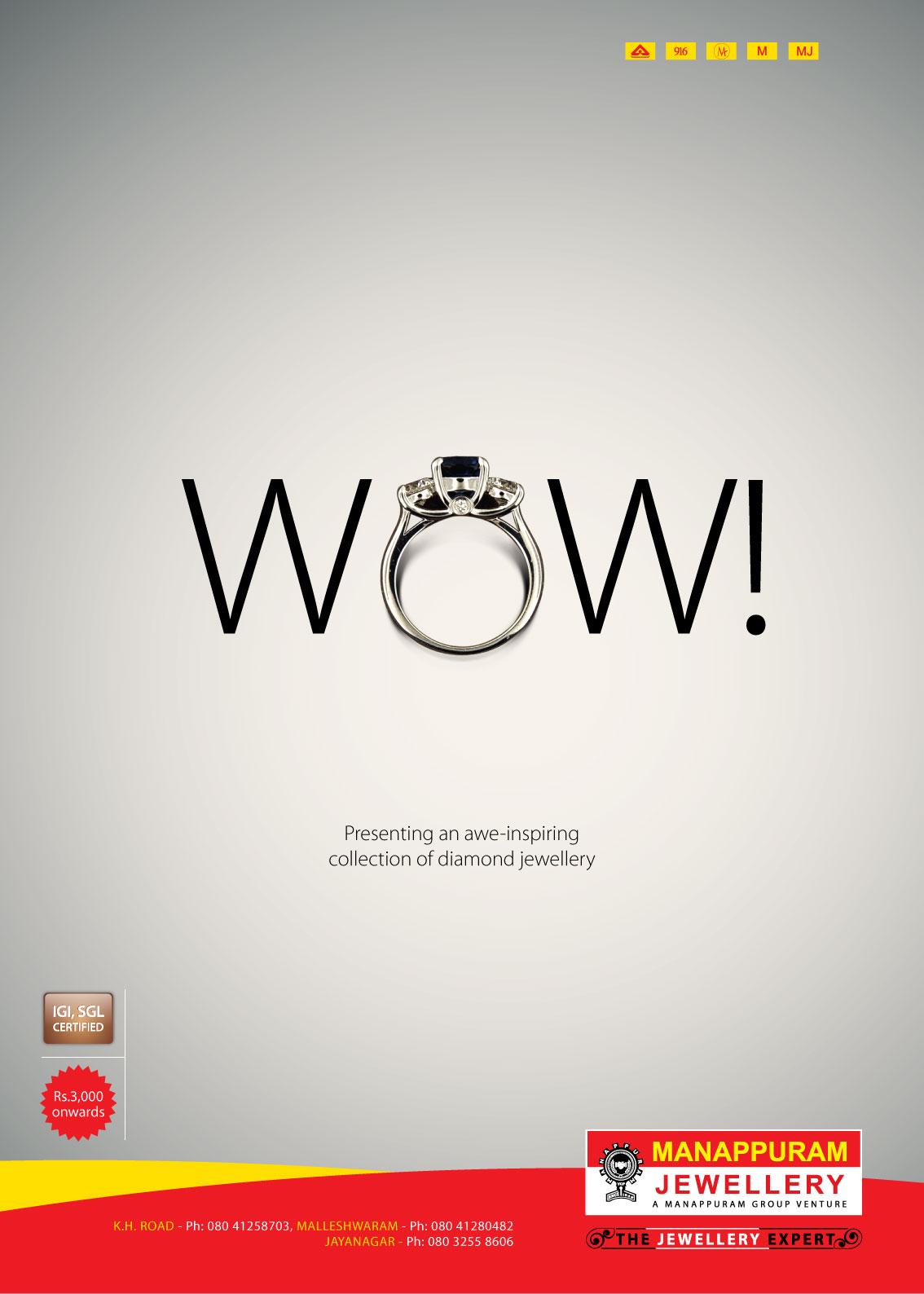 Save changes!: Manappuram Jewellery