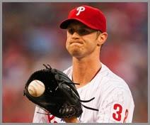Philadelphia Phillies starter Kyle Kendrick