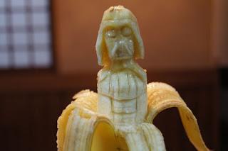 My Sushi World Banana Star Wars