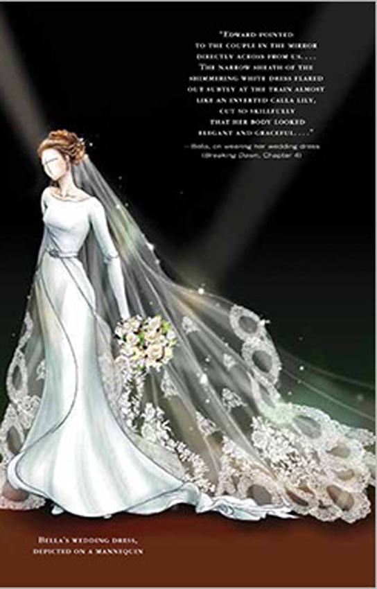 kristen stewart bella wedding dress. Kristen Stewart Breaking Dawn