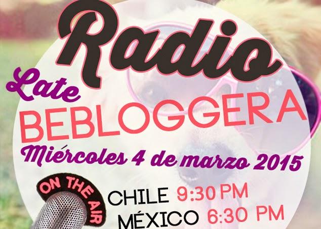 Radiobebloggera - pamelavictoriacoutureblog.blogspot.com - elfururodelosblogs -