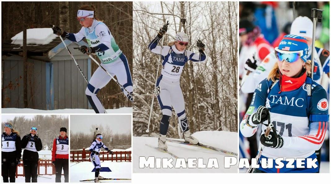 Mikaela Paluszek