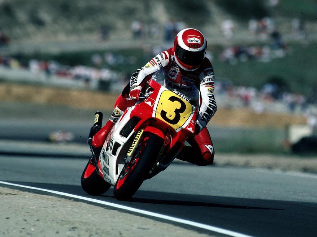 Racing Cafè: Photo #350 - Eddie Lawson 1988