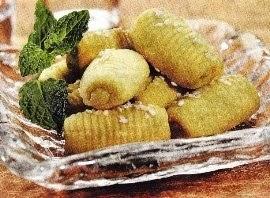 Cara Membuat Kue Durian Gulung Enak