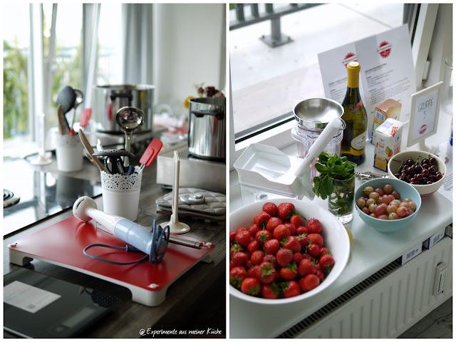 Experimente aus meiner Küche: MEingemachtes