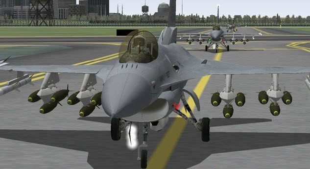 Falcon 4.0: Allied Force Free Download image 3