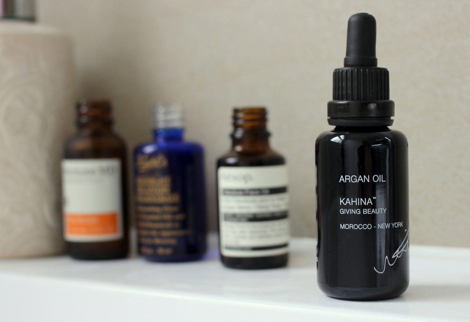 Kahina Argan Oil Review