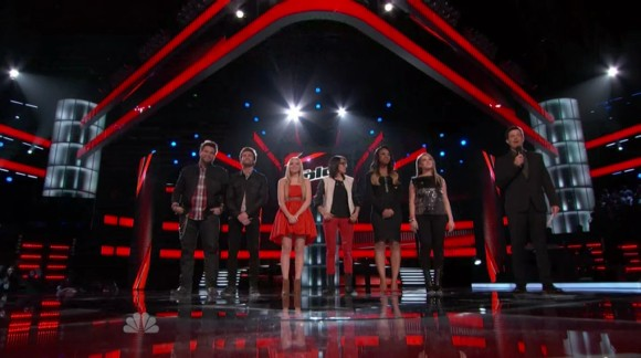 The Voice US Season 4 (2013)