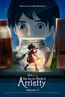 Arrietty The Secret World of Arriety Untitled