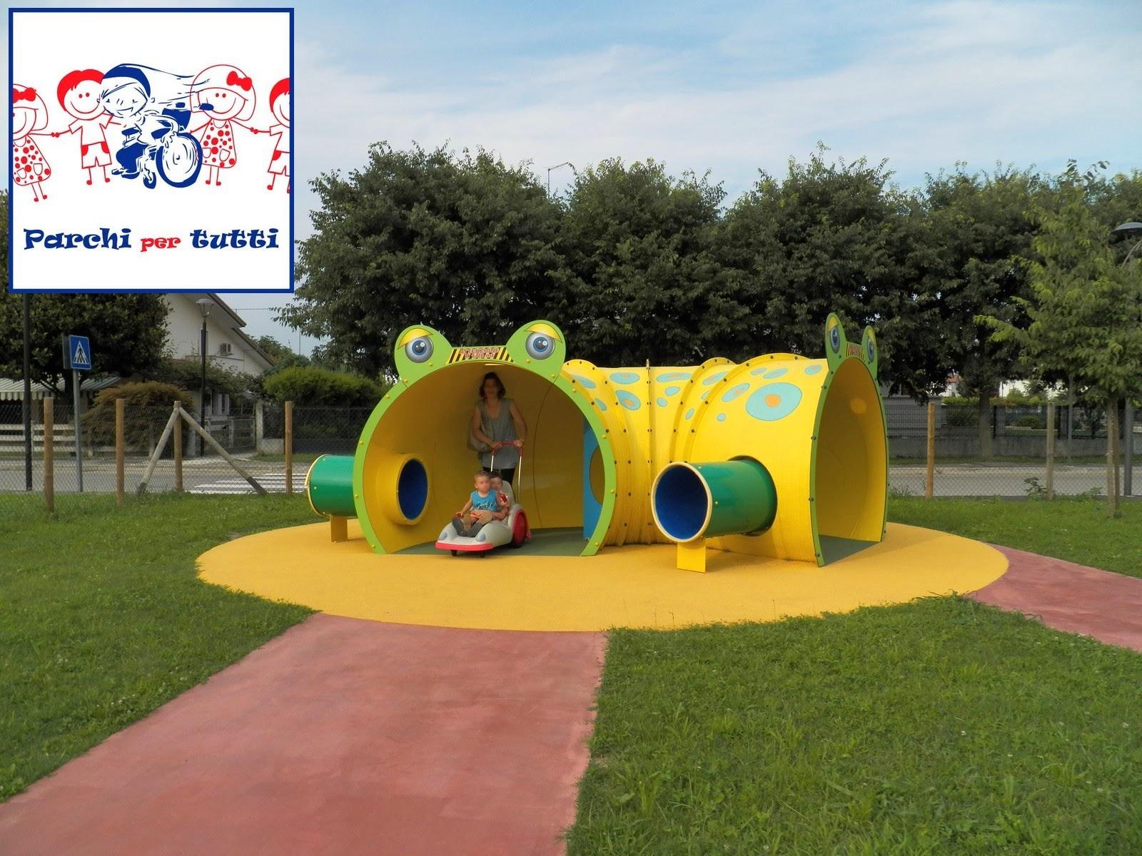 Parco giochi Fontaniva (PD)