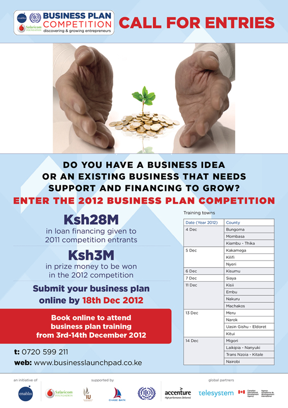 best business plan competitions